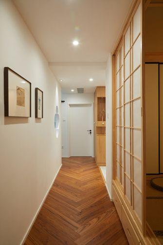 100平米三室两厅日式风格走廊设计图
