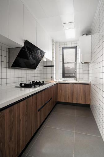 120平米三室两厅宜家风格厨房图片