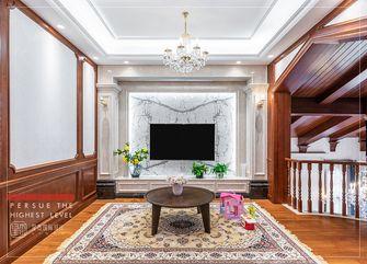 20万以上140平米别墅其他风格阁楼图