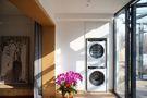 140平米三室两厅日式风格阳台欣赏图