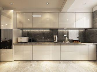 100平米三室两厅混搭风格厨房欣赏图