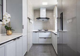 110平米三室三厅美式风格厨房图