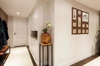 130平米三室一厅美式风格玄关装修效果图