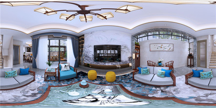 140平米别墅其他风格客厅装修图片大全