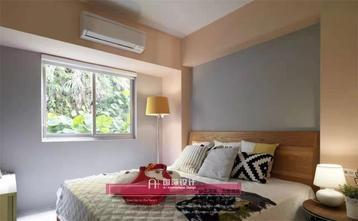70平米一居室其他风格卧室设计图