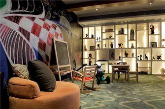 20万以上140平米别墅宜家风格影音室装修案例