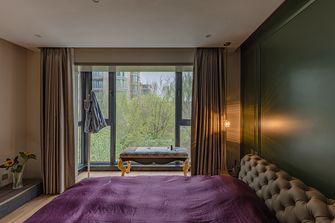 140平米四室两厅混搭风格卧室装修效果图