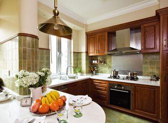 130平米四法式风格厨房欣赏图