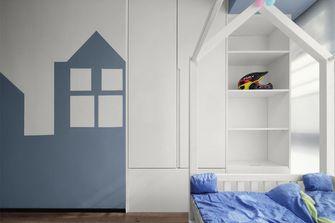 90平米三现代简约风格儿童房图片大全
