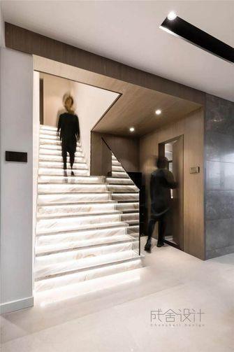 3万以下140平米四现代简约风格楼梯间欣赏图
