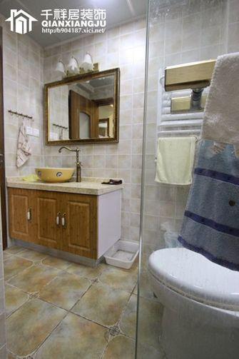 90平米三室两厅东南亚风格卫生间装修图片大全