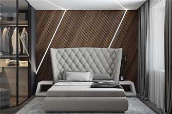 60平米公寓现代简约风格卧室图