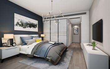 140平米复式北欧风格卧室欣赏图