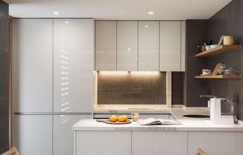 140平米复式日式风格厨房图片大全