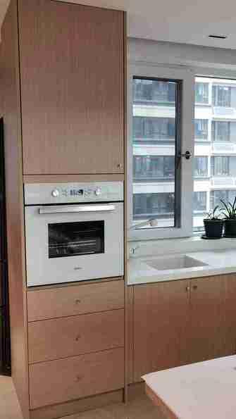 富裕型140平米四宜家风格厨房装修图片大全