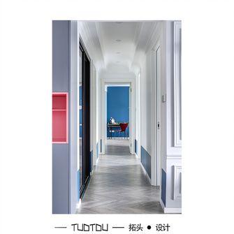 豪华型110平米三法式风格走廊图片