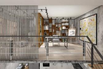 100平米公寓现代简约风格客厅效果图