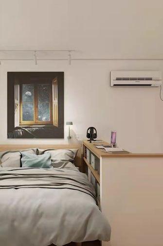 140平米日式风格卧室欣赏图