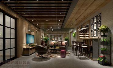 130平米复式欧式风格影音室装修案例
