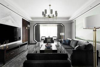 110平米三室三厅中式风格客厅效果图