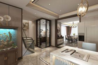 140平米四室两厅新古典风格楼梯间设计图
