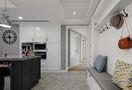 140平米三室两厅美式风格走廊效果图