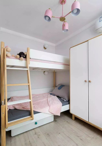 130平米三地中海风格卧室装修案例