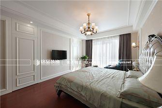 豪华型140平米四室两厅新古典风格卧室效果图