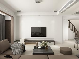 130平米四室两厅现代简约风格客厅装修案例