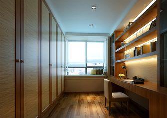 140平米四室两厅东南亚风格书房装修图片大全