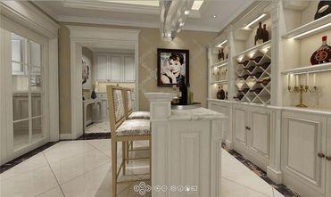 90平米三室两厅新古典风格餐厅图片