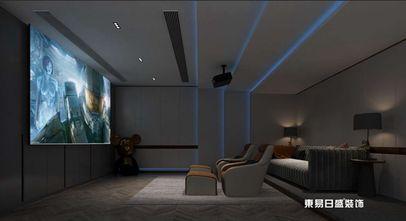 140平米四室两厅中式风格影音室设计图