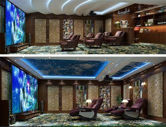 140平米别墅东南亚风格影音室装修效果图