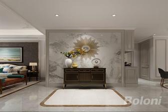 140平米三室两厅欧式风格玄关图