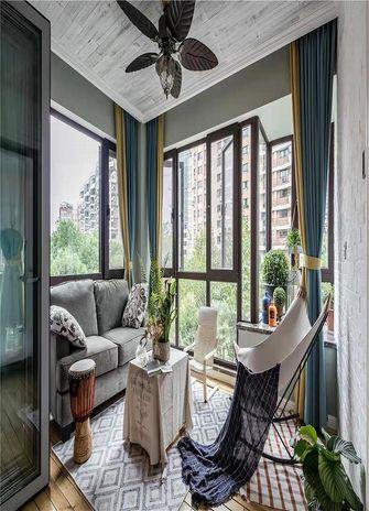 140平米美式风格阳光房装修图片大全