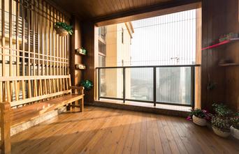 130平米三室两厅美式风格阳台装修案例