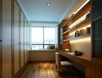140平米四东南亚风格书房欣赏图