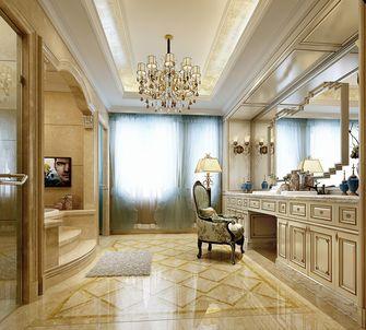 140平米四室三厅新古典风格卫生间装修效果图