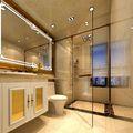 100平米三室一厅欧式风格卫生间效果图