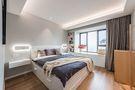 140平米四日式风格卧室装修案例