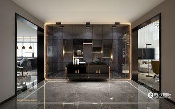 140平米复式现代简约风格玄关装修案例