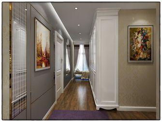 140平米四室四厅欧式风格走廊欣赏图
