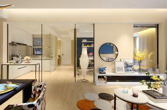 80平米三室两厅中式风格走廊图片大全