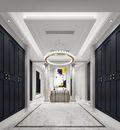 140平米别墅其他风格走廊设计图