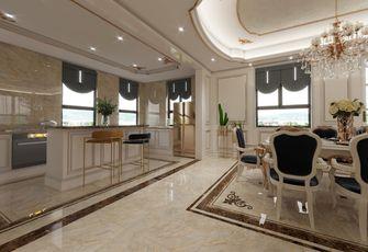 140平米别墅新古典风格餐厅图片大全