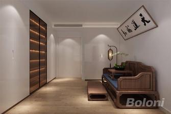 120平米三室两厅现代简约风格衣帽间图片大全