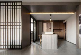 富裕型100平米三日式风格餐厅装修案例