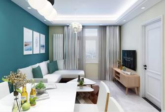 50平米公寓北欧风格客厅图片大全