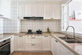 110平米北欧风格厨房图片大全