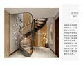 20万以上140平米四室两厅中式风格楼梯图片